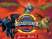 Legendele Dresajului Dragonilor
