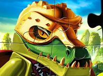 Lego Legends of Chima Puzzle