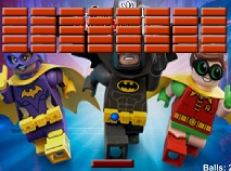 Lego Batman Paddle Ball