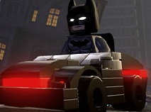 Lego Batman Car Keys