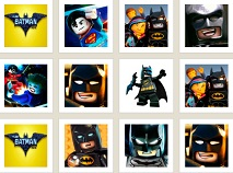 Lego Batman Memory Game