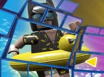 Lego Batman la Surf