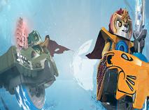 Lego Chima 3D