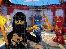 Lego Ninjago Antrenament Puzzle
