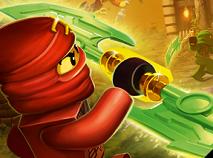 Lego Ninjago Evadarea Airjitzu