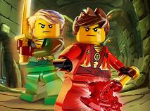 Lego Ninjago Master Chens Labyrinth
