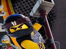 Lego Ninjago Loveste Rechinii