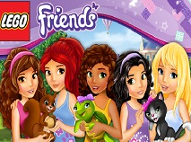 Lego Friends Pets Puzzle