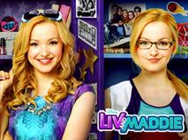 Liv si Maddie Diferente