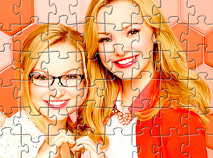 Liv si Maddie Puzzle