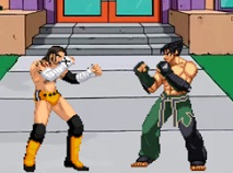 Lupte Profesioniste