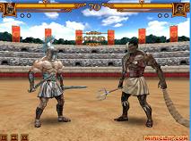 Lupte cu Gladiatori 3d