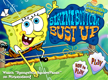 Lupte cu Spongebob