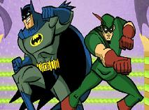 Luptele lui Batman