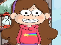 Mabel's Dress Up