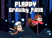 Mabel si Dipper Flappy
