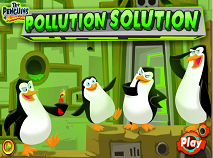 The Penguins of Madagascar Pollution Solution
