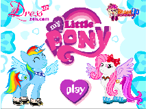 My Little Pony Makeover