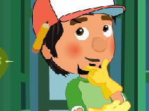 Handy Manny Dress Up