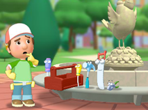 Handy Manny a Day in The Park
