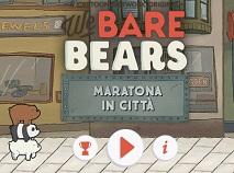 Maraton prin Oras cu Fratii Ursi
