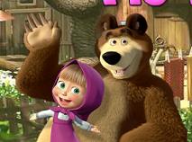 Masha si Ursul X si 0