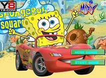 Masina lui Spongebob