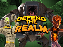 Matt Hatter Chronicles Defend the Realm