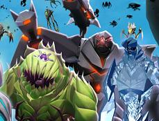 Max Steel Ultralkink Attack