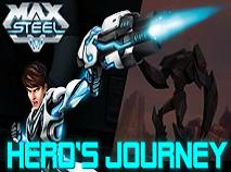 Max Steel Hero's Journey