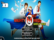 Mighty Med Wheel N' Heal