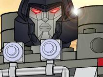 Megatron Take Down Lego