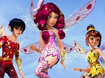 Mia and Me Fairy Friends