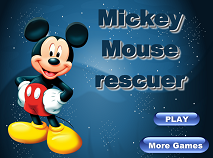 Mickey Mouse Salvatorul