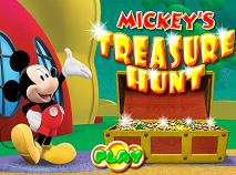 Mickey Mouse Vanatoare de Comori