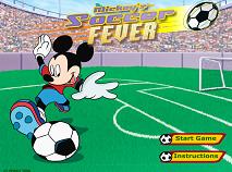 Mickey Mouse la Fotbal