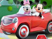 Mickey Mouse si Semnele de Circulatie