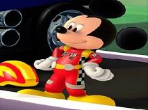 Mickey si Pilotii de Curse de Memorie