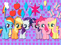 Baby My Little Pony Puzzle