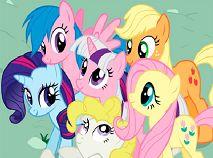 Babies My Little Pony Puzzle