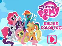 My Little Pony Online Coloring