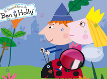 Ben and Holly's Little Kingdom Hidden Stars