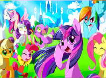 My Little Pony Fun Puzzle