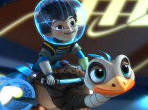 Miles from Tomorrowland Memory Matching