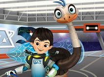 Miles from Tomorrowland Future Puzzle