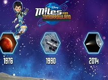Miles si Aventurile in Istorie