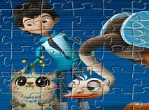 Miles si Merc Puzzle