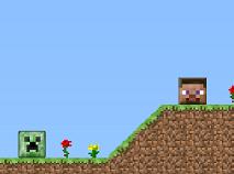 Minecraft Omoara Creeperi