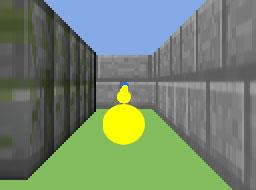 Minecraft Pacman 3D