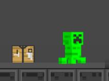 Minecraft cu Monstrii